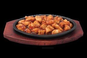 Chicken Tepanyaki