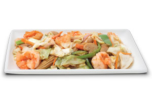 Chopsuey With Shrimp