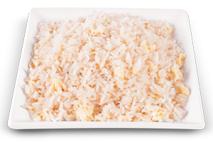 Chinese Rice With Egg