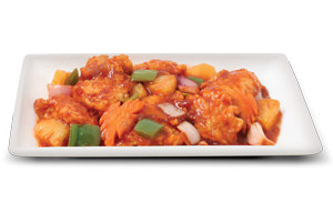 Fish Sweet & Sour