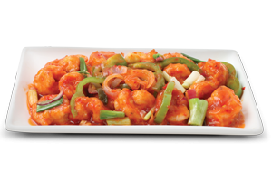 Shrimp In Chilli Sauce