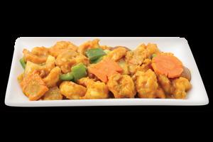 Shrimp In Curry