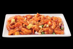 Shrimp With Cashew