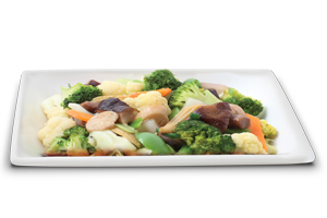 Stir Fried Mixed Vegeatable in Season